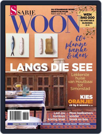 Sarie Woon Magazine (Digital) October 1st, 2016 Issue Cover