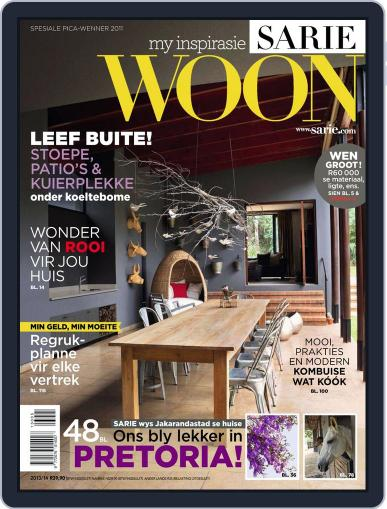 Sarie Woon Magazine (Digital) November 13th, 2013 Issue Cover