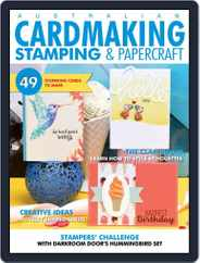 Cardmaking Stamping & Papercraft (Digital) Subscription May 1st, 2017 Issue