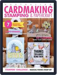 Cardmaking Stamping & Papercraft (Digital) Subscription March 1st, 2017 Issue