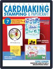 Cardmaking Stamping & Papercraft (Digital) Subscription August 1st, 2016 Issue