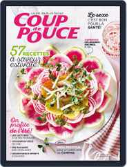Coup De Pouce (Digital) Subscription July 1st, 2018 Issue