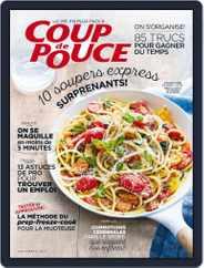 Coup De Pouce (Digital) Subscription September 1st, 2017 Issue