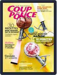 Coup De Pouce (Digital) Subscription August 1st, 2017 Issue