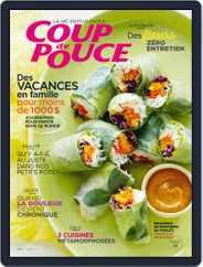 Coup De Pouce (Digital) Subscription May 1st, 2017 Issue