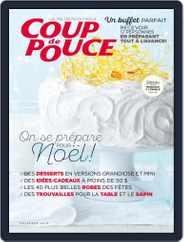 Coup De Pouce (Digital) Subscription November 30th, 2016 Issue