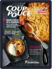 Coup De Pouce (Digital) Subscription September 1st, 2016 Issue
