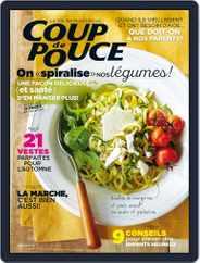 Coup De Pouce (Digital) Subscription July 28th, 2016 Issue