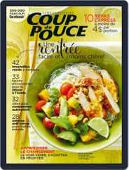 Coup De Pouce (Digital) Subscription September 1st, 2015 Issue