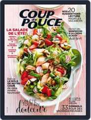 Coup De Pouce (Digital) Subscription July 1st, 2015 Issue