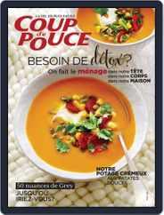 Coup De Pouce (Digital) Subscription March 1st, 2015 Issue