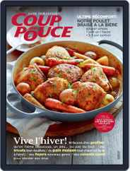 Coup De Pouce (Digital) Subscription January 7th, 2015 Issue