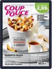 Coup De Pouce (Digital) Subscription July 31st, 2013 Issue