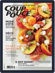 Coup De Pouce (Digital) Subscription July 3rd, 2013 Issue
