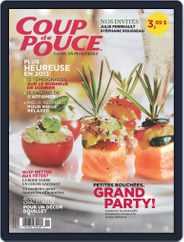 Coup De Pouce (Digital) Subscription December 12th, 2012 Issue