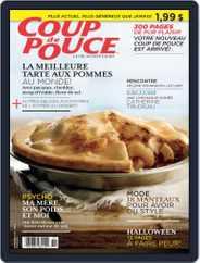 Coup De Pouce (Digital) Subscription October 9th, 2012 Issue