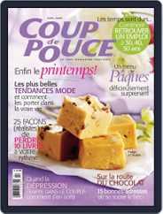 Coup De Pouce (Digital) Subscription April 18th, 2012 Issue