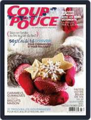 Coup De Pouce (Digital) Subscription November 30th, 2011 Issue