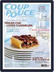 Coup De Pouce (Digital) Subscription November 11th, 2010 Issue