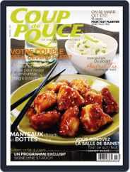 Coup De Pouce (Digital) Subscription October 6th, 2010 Issue