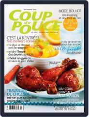 Coup De Pouce (Digital) Subscription August 4th, 2010 Issue