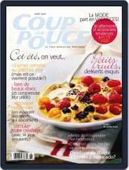 Coup De Pouce (Digital) Subscription July 2nd, 2010 Issue