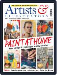 Artists & Illustrators (Digital) Subscription June 1st, 2020 Issue