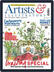 Artists & Illustrators (Digital) Subscription March 1st, 2020 Issue