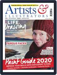 Artists & Illustrators (Digital) Subscription February 1st, 2020 Issue