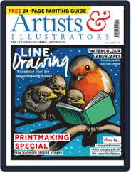 Artists & Illustrators (Digital) Subscription January 1st, 2020 Issue