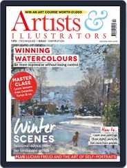Artists & Illustrators (Digital) Subscription December 1st, 2019 Issue