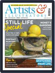Artists & Illustrators (Digital) Subscription October 1st, 2019 Issue
