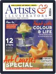 Artists & Illustrators (Digital) Subscription September 1st, 2019 Issue