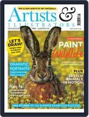 Artists & Illustrators (Digital) Subscription March 1st, 2018 Issue