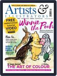 Artists & Illustrators (Digital) Subscription February 1st, 2018 Issue