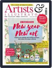 Artists & Illustrators (Digital) Subscription January 1st, 2018 Issue