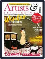 Artists & Illustrators (Digital) Subscription December 1st, 2017 Issue