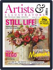 Artists & Illustrators (Digital) Subscription November 1st, 2017 Issue