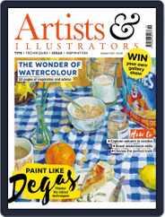 Artists & Illustrators (Digital) Subscription October 1st, 2017 Issue
