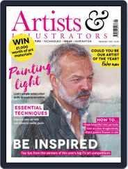 Artists & Illustrators (Digital) Subscription September 1st, 2017 Issue
