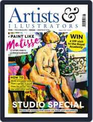 Artists & Illustrators (Digital) Subscription August 1st, 2017 Issue