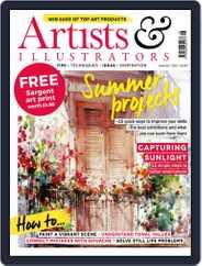 Artists & Illustrators (Digital) Subscription July 15th, 2017 Issue