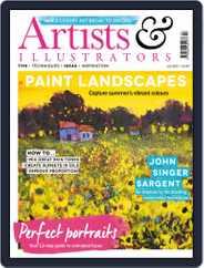 Artists & Illustrators (Digital) Subscription July 1st, 2017 Issue
