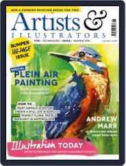Artists & Illustrators (Digital) Subscription June 1st, 2017 Issue