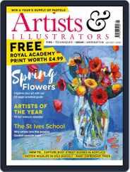Artists & Illustrators (Digital) Subscription April 1st, 2017 Issue