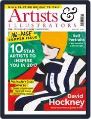 Artists & Illustrators (Digital) Subscription March 1st, 2017 Issue