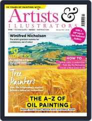 Artists & Illustrators (Digital) Subscription February 1st, 2017 Issue