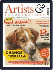 Artists & Illustrators (Digital) Subscription January 1st, 2017 Issue