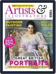 Artists & Illustrators (Digital) Subscription September 1st, 2015 Issue