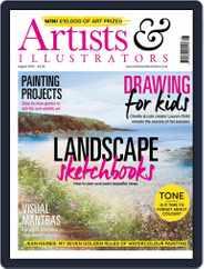 Artists & Illustrators (Digital) Subscription July 16th, 2015 Issue
